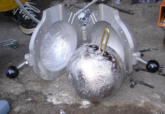 Homemade Cannonballs